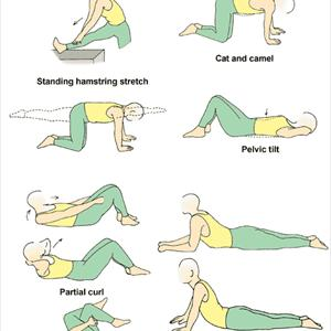 Stretches For Sciatic Pain